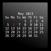 菜单日历软件 Calends
