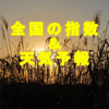 全国の指数&天気予報 - Tadashi Chida