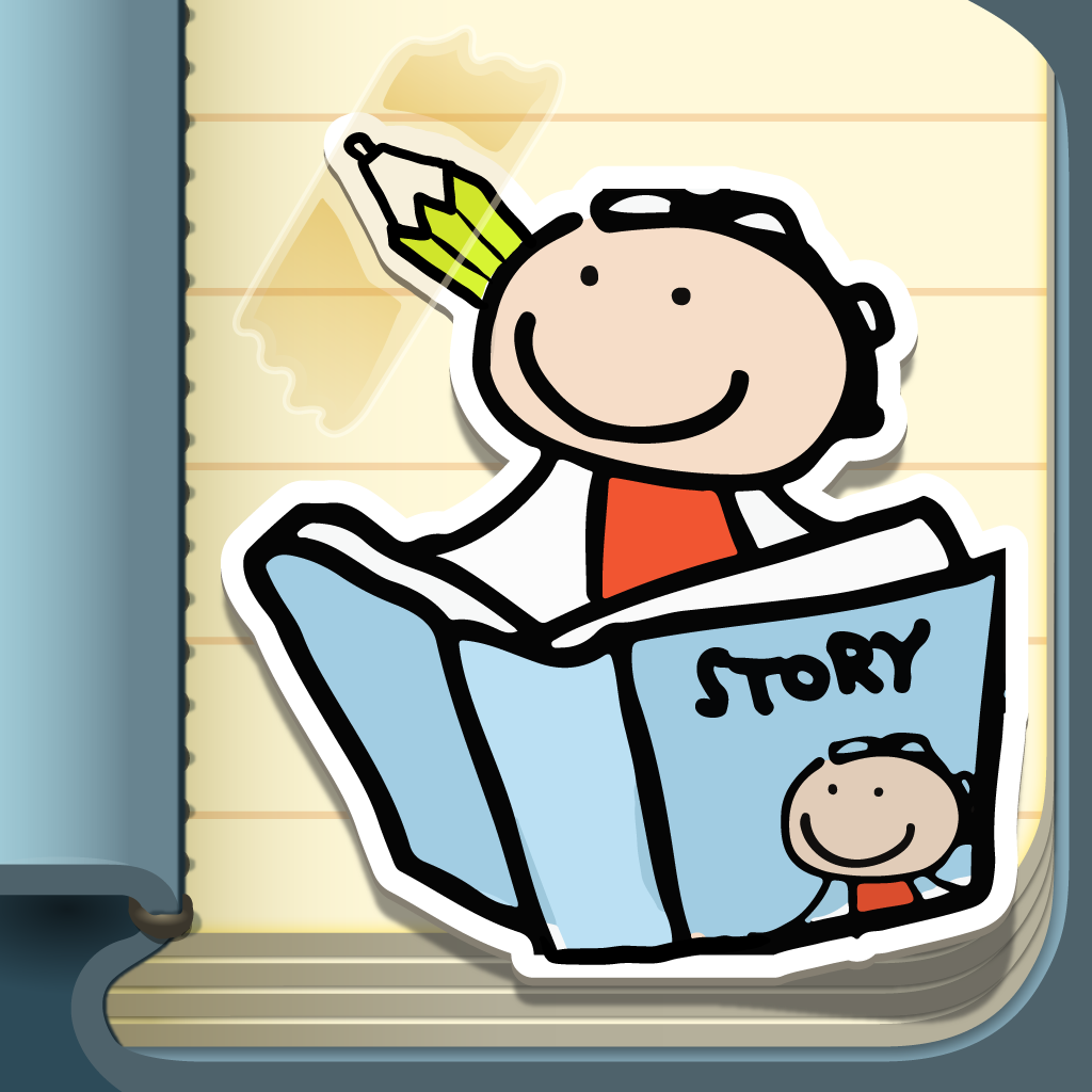 Kid in Story Book Maker: Create Personalized Stories with LocoLens™ Photo Editing