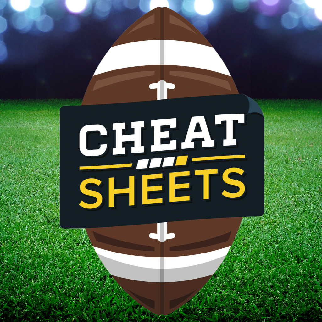 FantasyPros Cheat Sheets for Fantasy Football