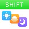 シフトでた? シフト勤務で働く人のためのアプリ = Shift Working Calendar 無料版 = - SHINPEI STUDIO