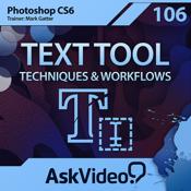 AV for Photoshop CS6 - Text Tool Techniques