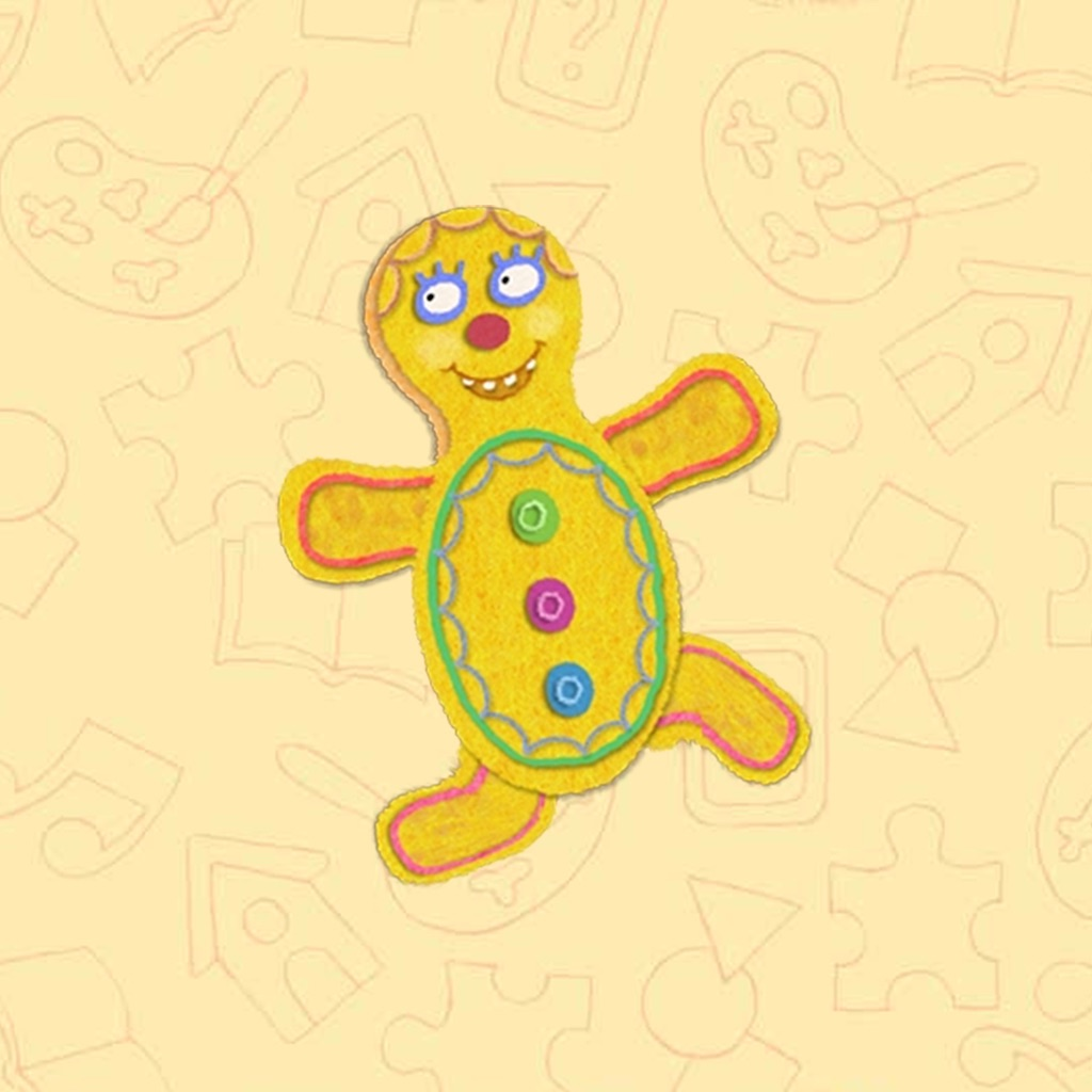 The Gingerbread Man Interactive