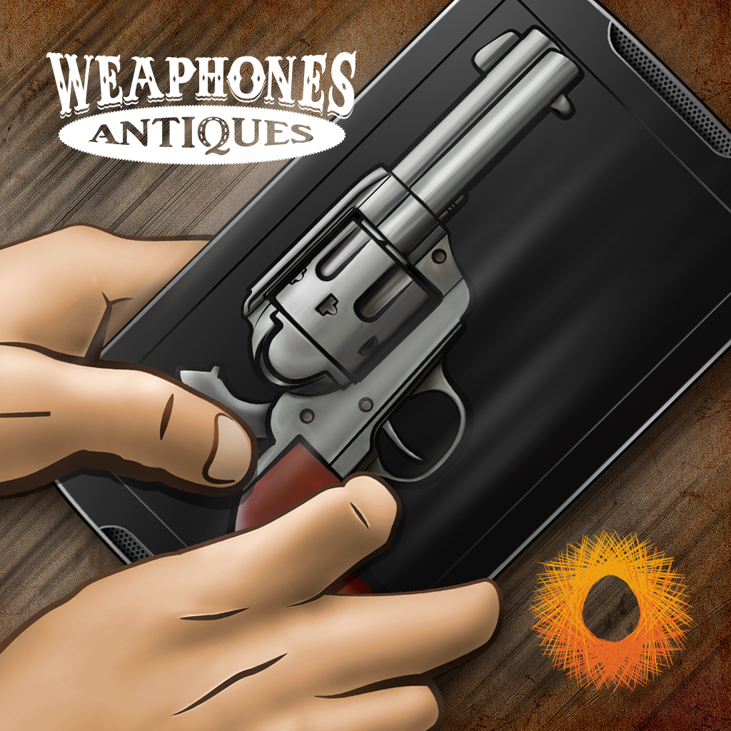 Weaphones Antiques: Firearms Simulator - Mark Raykhenberg