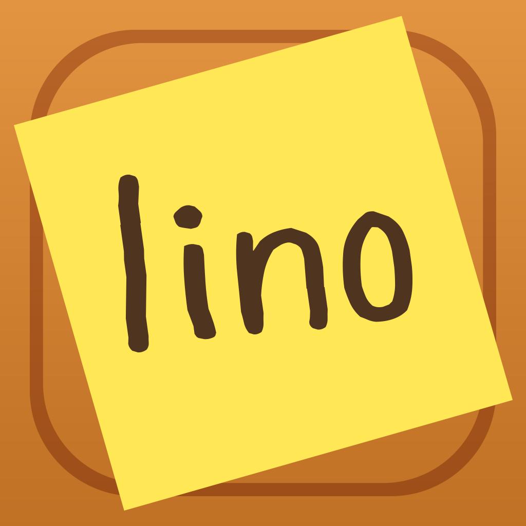 lino - 付箋と写真を共有しよう!