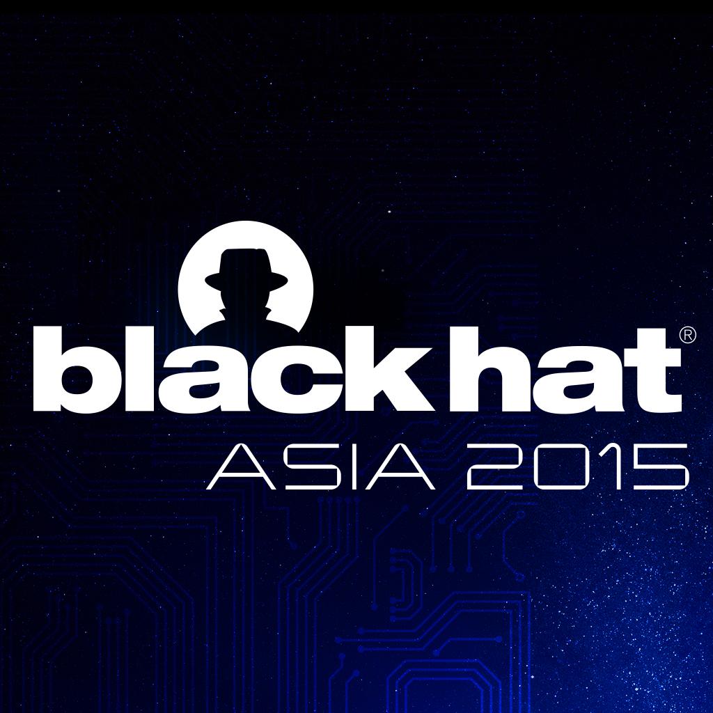 Black Hat USA 2015  Briefings