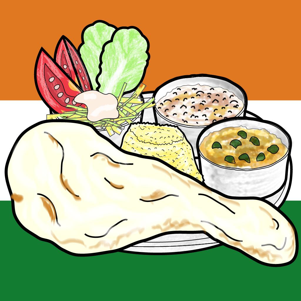 印カレーマップ