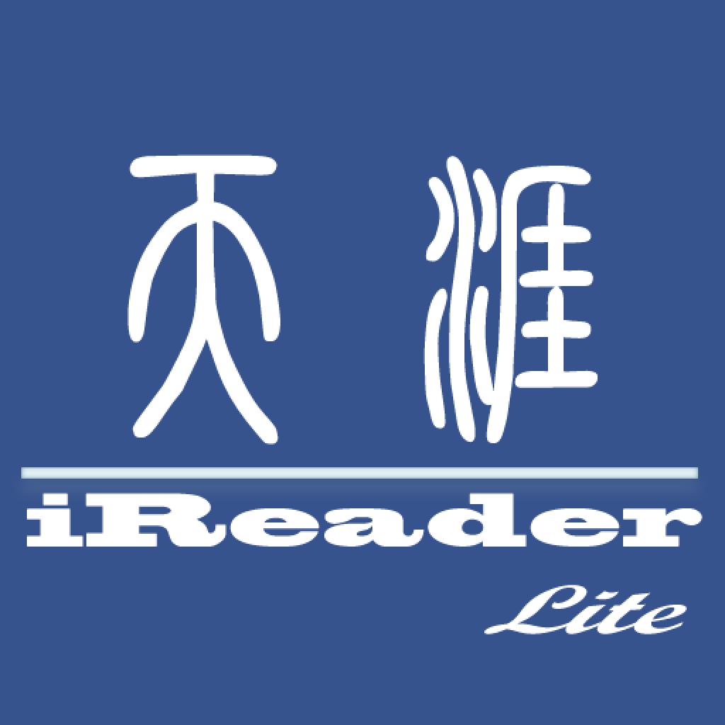 iReader – Tianya Lite iPad version