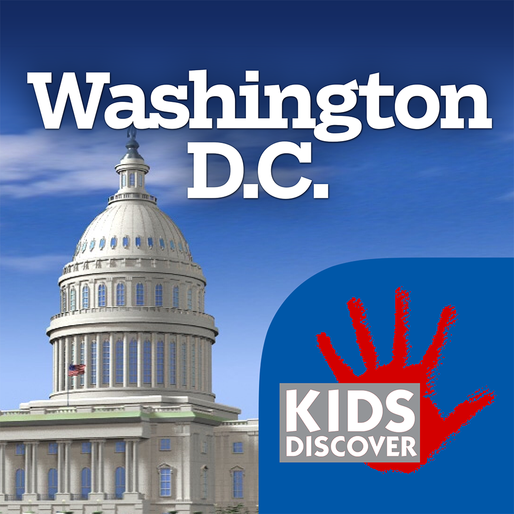 Washington D.C. by KIDS DISCOVER