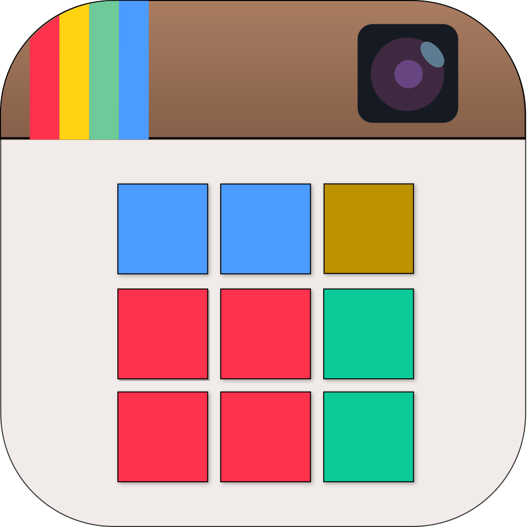 InstaTiling - Tile Banners and Photo Grids on Instagram - Eye...