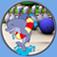 イルカの子供のためのボーリング - 無料ゲーム