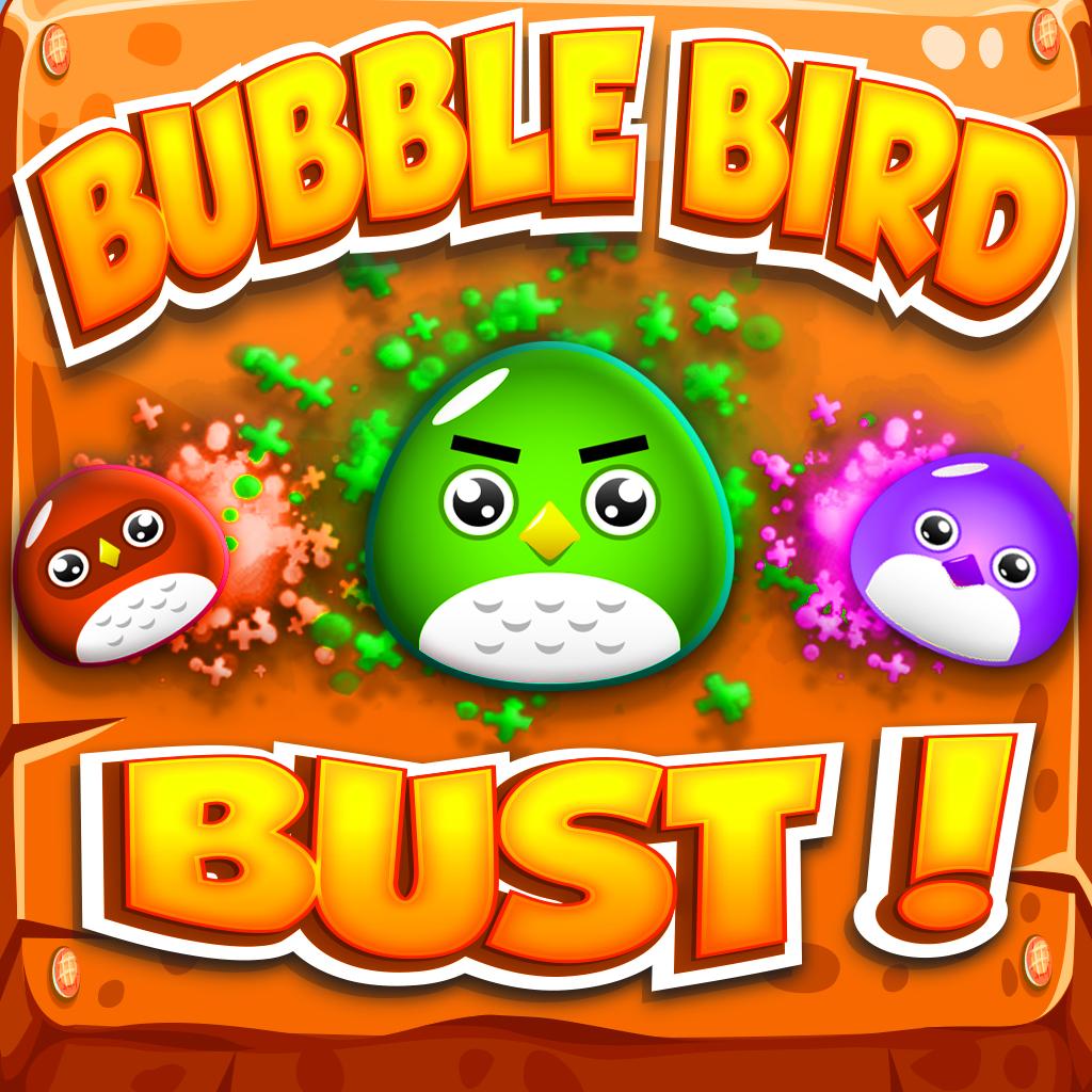A Bubble Bird Bust