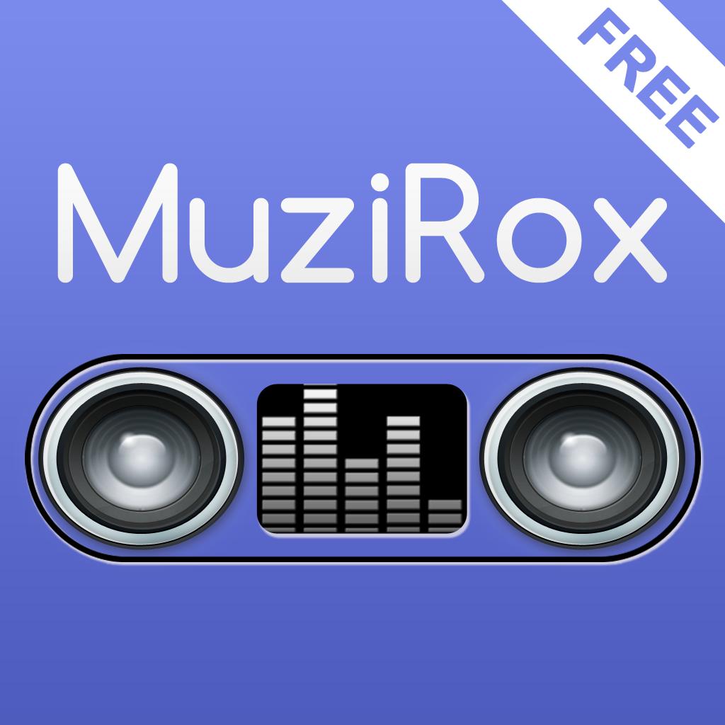 MuziRox iOS App