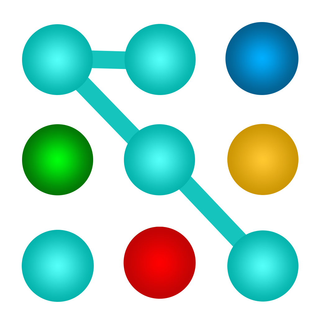 Hit Dot - Addictive color flow free game