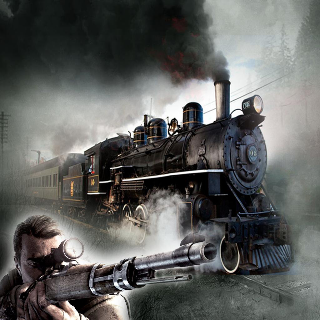 Military Train Sniper
