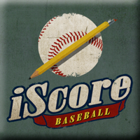 iScore Baseball / Softball Scorekeeper - Universal Version