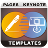 Templates for Pages Keynote for Mac