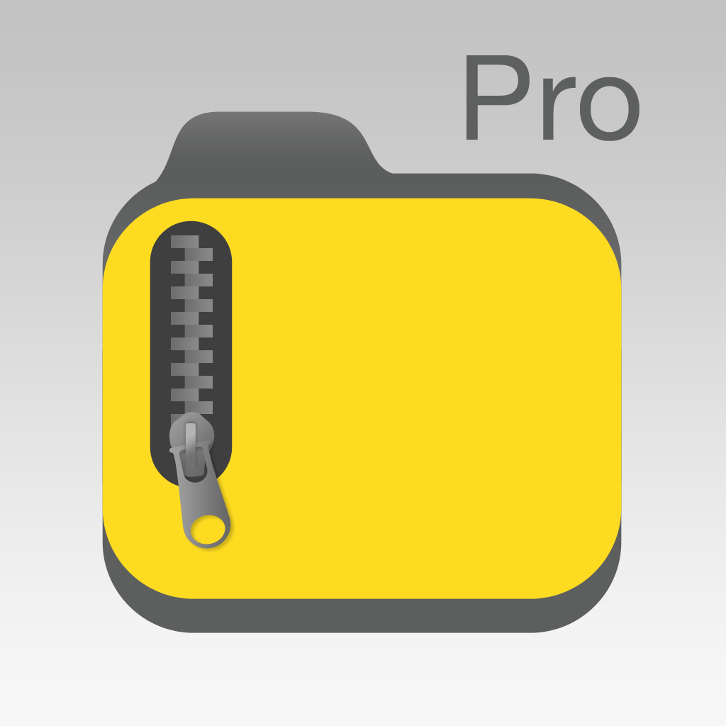 iZip Pro - Zip Unzip Unrar Tool - Comc Soft Corporation