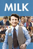 Gus Van Sant - Milk (2008)  artwork