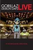 Gorillaz - Gorillaz: Demon Days Live  artwork