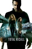 Len Wiseman - Total Recall (2012)  artwork