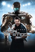 Shawn Levy - Real Steel  artwork