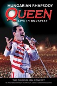 Queen - Queen: Hungarian Rhapsody - Live in Budapest  artwork