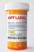 Michael Palmieri & Donal Mosher - Off Label  artwork