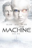 Caradog James - The Machine  artwork