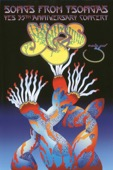 Yes - YES: Songs from Tsongas – The 35th Anniversary Concert  artwork