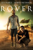 David Michod - The Rover (2014)  artwork
