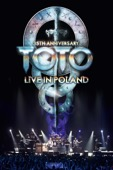 Toto, Steve Lukather, David Paich & Steve Porcaro - Toto: 35th Anniversary Tour – Live in Poland  artwork