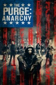 James DeMonaco - The Purge: Anarchy  artwork