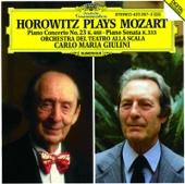 Piano Concerto No. 23 in A, K. 488: II. Adagio - Vladimir Horowitz, Orchestra del Teatro alla Scala di Milano & Carlo Maria Giulini