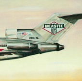Licensed to Ill - Beastie Boys Cover Art