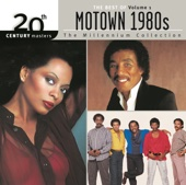 Various Artists - 20th Century Masters - The Millennium Collection: The Best of Motown '80s, Vol. 1  artwork