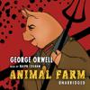 George Orwell - Animal Farm  (Unabridged)  artwork