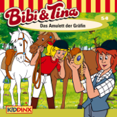 Bibi und Tina, Folge 54: Das Amulett der Gräfin