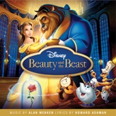 Beauty and the Beast (Soundtrack from the Motion Picture) - Alan Menken Cover Art