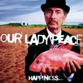 Our Lady Peace - Lying Awake artwork