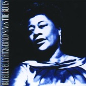 Bluella: Ella Fitzgerald Sings the Blues cover art