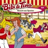 Bibi und Tina, Folge 51: Besuch aus Spanien