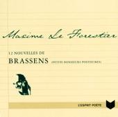 12 nouvelles de Brassens (petits bonheurs posthumes)