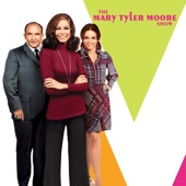 The Mary Tyler Moore Show, Season 2 - The Mary Tyler Moore Show Cover Art