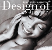 Janet Jackson - Design of a Decade: 1986-1996  artwork
