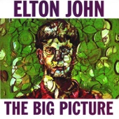 Elton John - Something About the Way You Look Tonight artwork
