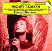 Mozart: Requiem - Leonard Bernstein & Bavarian Radio Symphony Orchestra Cover Art
