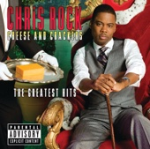 Cover to Chris Rock's Cheese and Crackers - The Greatest Hits