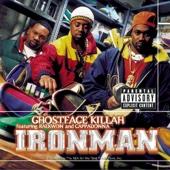 Ironman cover art