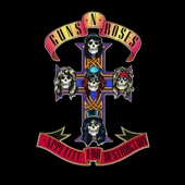 Guns N' Roses - Welcome to the Jungle  artwork